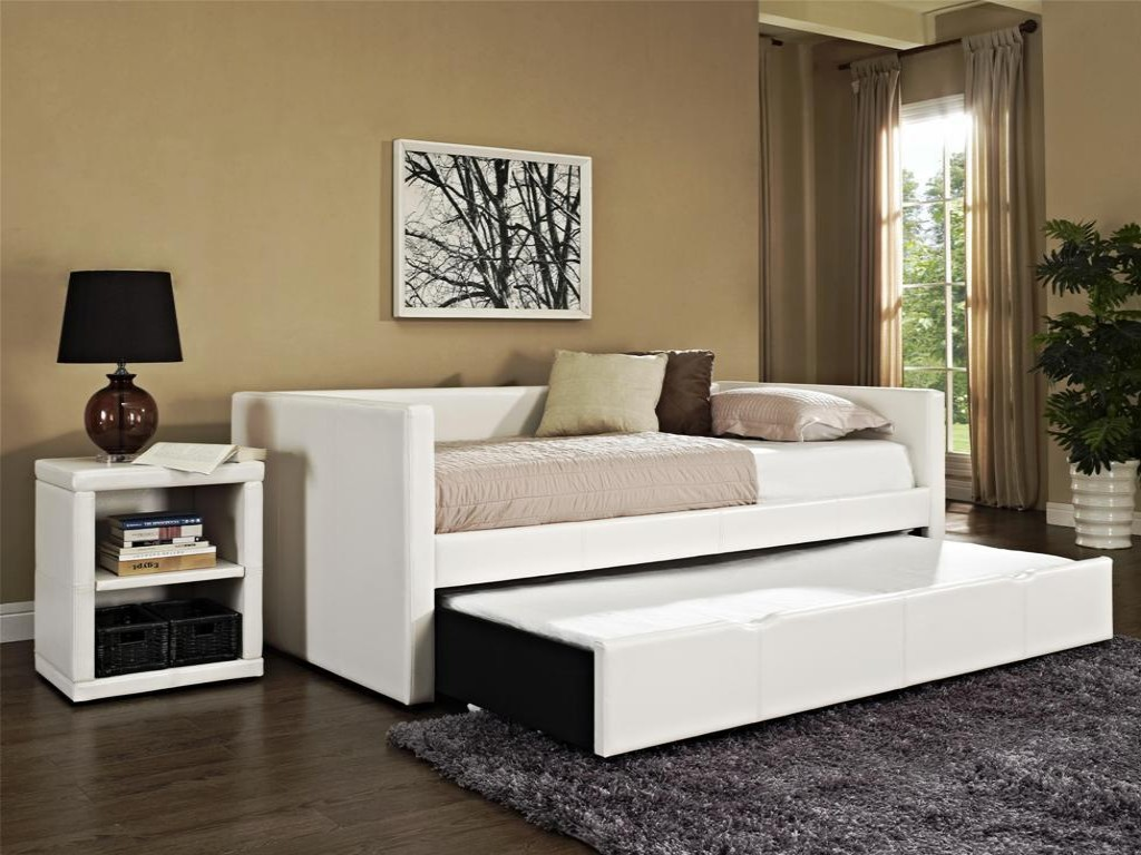 Daybed Trundle Ikea A Multiple Purpose Furniture Homesfeed