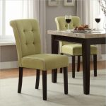 Soft green dining furniture set from avenue six