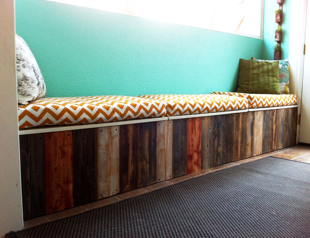 Long Bedroom Bench
