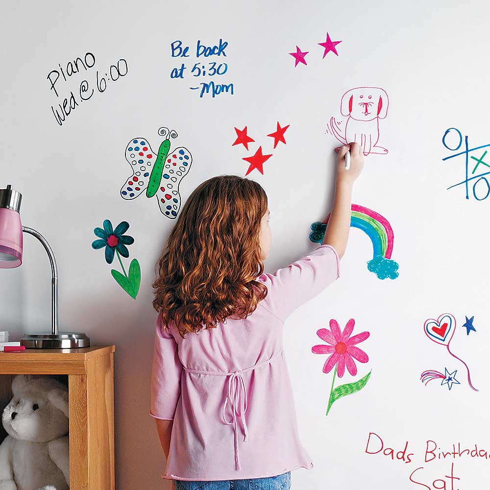 Washable Wall Paint Product Option for Kids' Rooms - HomesFeed