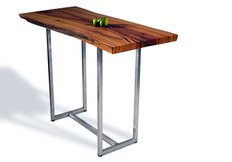 Tall Bar Table In Rectangular Shape