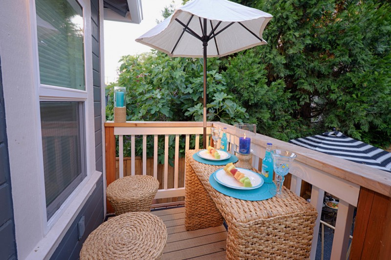 small sized craftsman balcony idea small sized outdoor umbrella in white custom outdoor furniture for two wood decking and railing