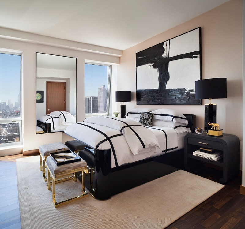 Black and White Bedding Ideas for Classic but Stylish ...