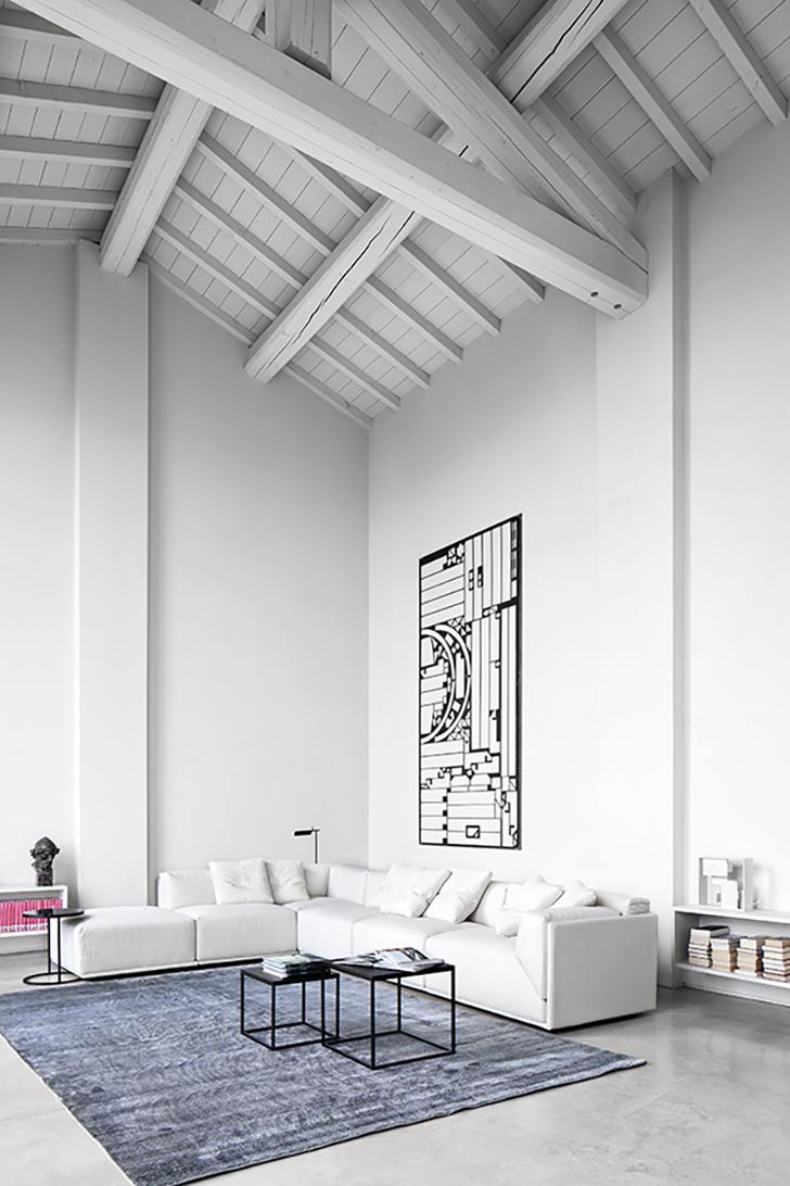 An Inspiring Dream House with Scandinavian Style Design ...