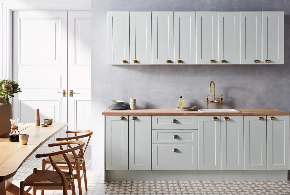 kitchen trend 2019 wood countertop white kitchen cabinetry wood dining room furniture set
