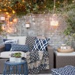Christmas Lights For Outdoor Dining Spot