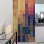 Eco Friendly Tile Walls With Textural Colors And Patterns