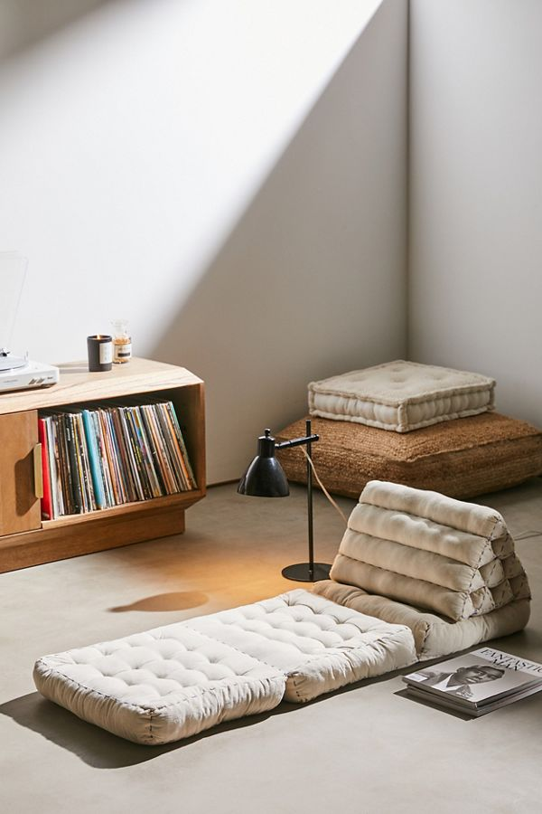 convertible floor cushion by Urban Outfitters