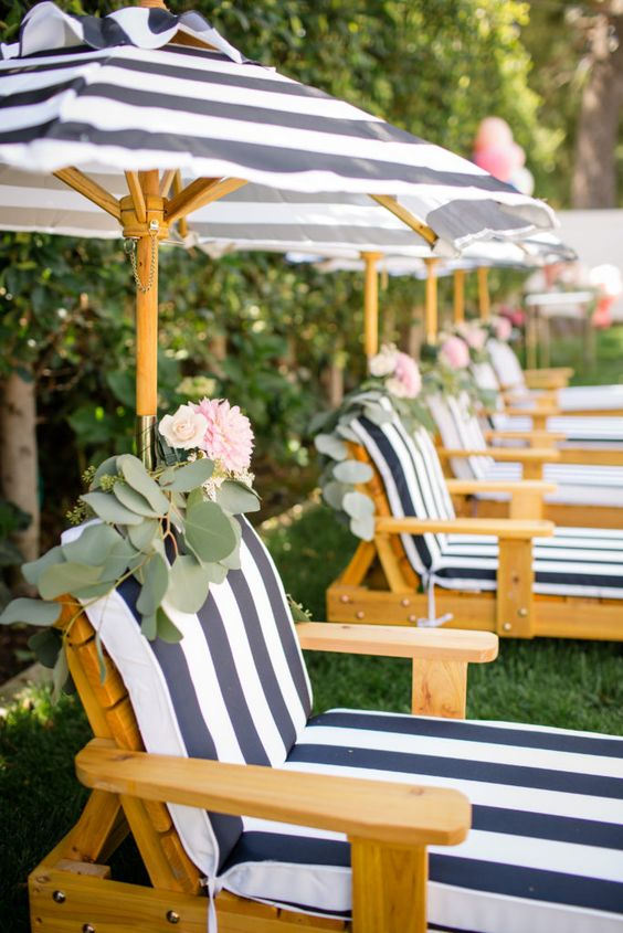 outdoor reclining chairs with outdoor umbrella