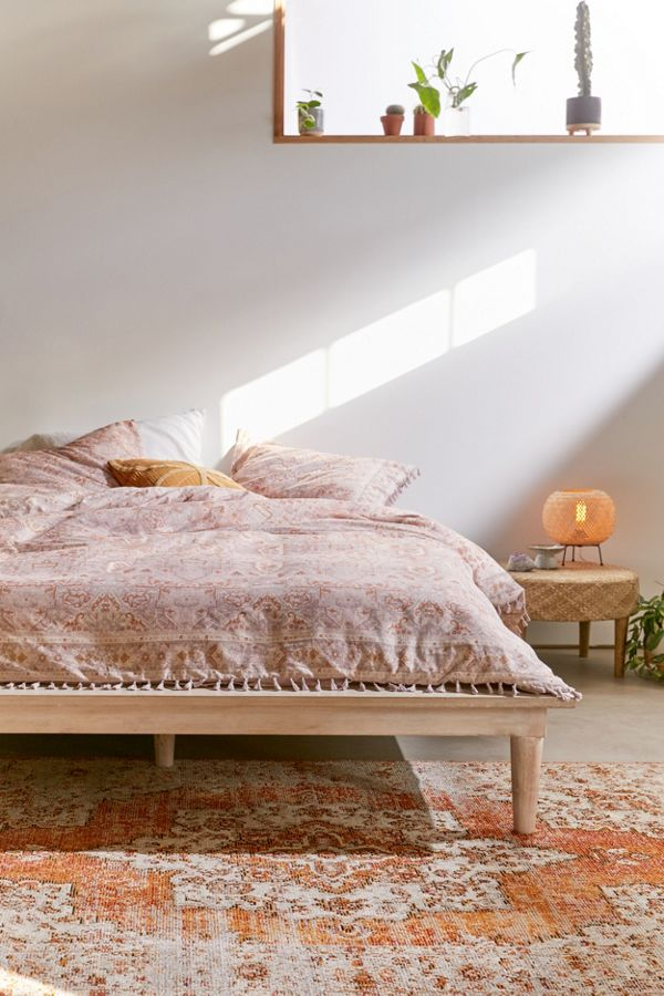 vintage look duvet cover by Urban Outfitters