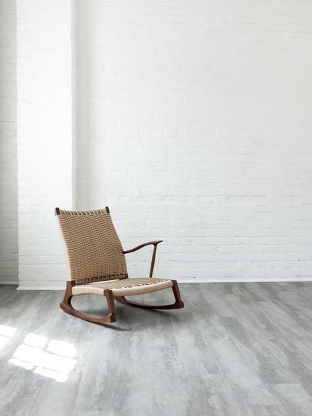 Yuragi rocking chair originally from Japan