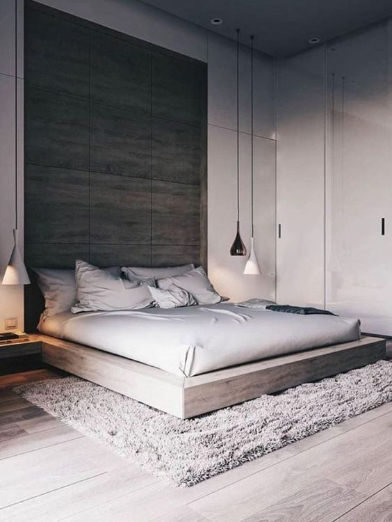 10 Minimalist Bedroom Designs That Adorably Make Yours ... on Bedroom Design Minimalist  id=64953