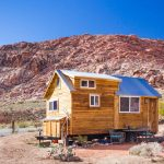 Wooden Tiny House With Mountain Retreat