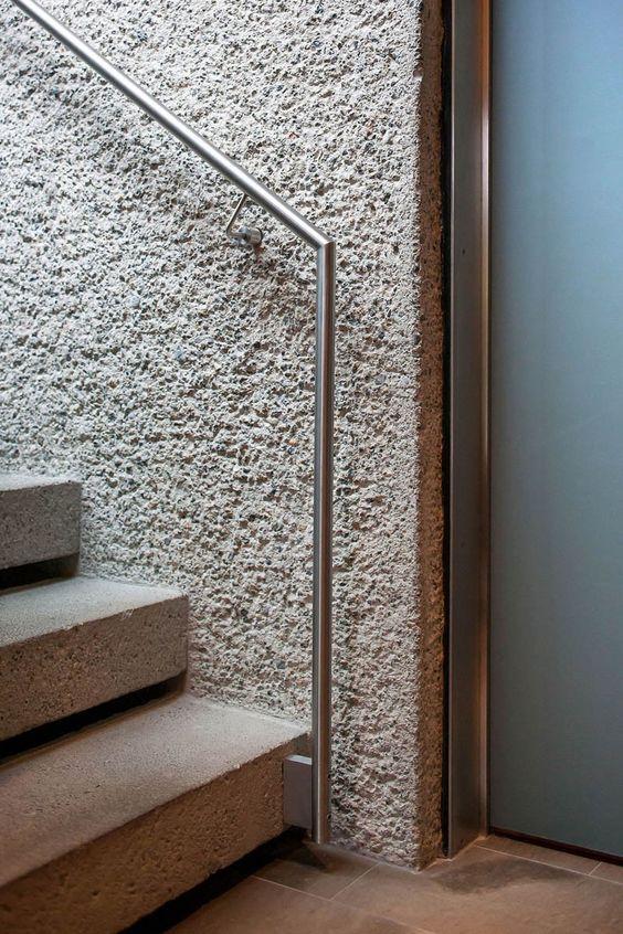 rough texture concrete wall panel