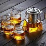 Heat Resistant Kettle For Tea