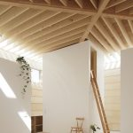 Clean Minimalist Interior Idea Inspired By Japanese Wooden Houses