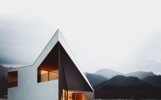 ultra modern lake house architecture design